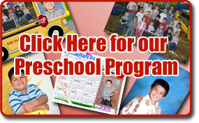 Click Here For Our Preschool Program